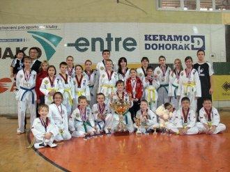 Prague Open 2010 - pohár vítěze turnaje vezeme zpět!