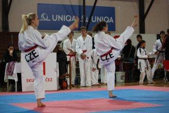 Prague Open 2011 - PUTOVNÍ POHÁR poomsae se vrací do TAEHANU!