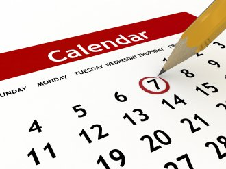 Kalendář akcí 2013 - 2014: TAEHAN
