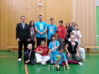 Turnaj v poomsae Moravia Cup 2013