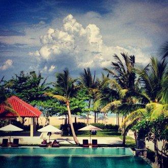 Bali - krásné místo pro mistrovství světa