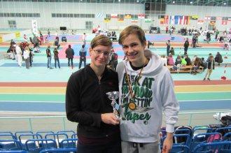 Turnaj v kyorugi Sachsen-Anhalt, Halle (Německo)