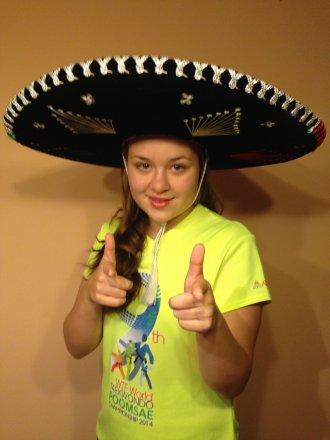 Zážitky z Mexika - Nicola Zimová