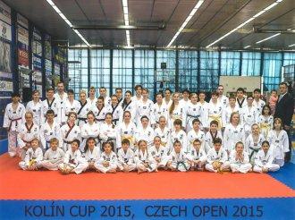 Kolin Cup a Czech Open 2015