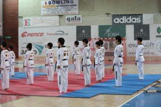 Wondo exhibice - Valentýnský turnaj 2015