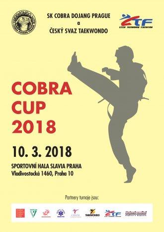 Cobra Cup očima našeho kyorugi závodníka Kryštofa