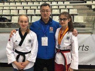 Spanish Open 2018 - s účastí a úspěchem Taehanu