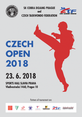 Czech Open kyorugi 2018