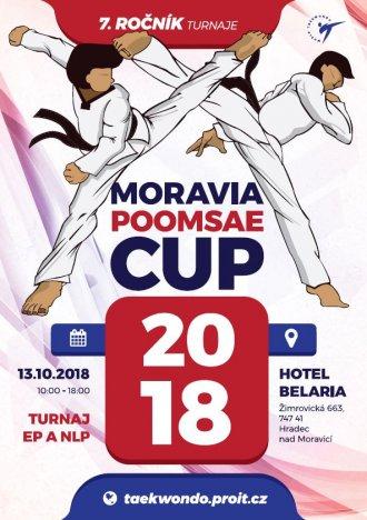 POZVÁNKA na Moravia poomsae cup 2018