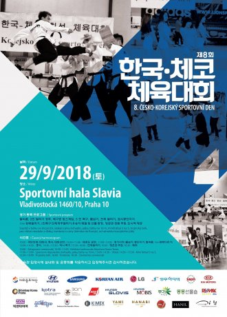 POZVÁNKA na 8. česko-korejský den