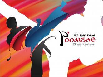 AKTUÁLNĚ z mistrovství světa v Taekwondo WT – poomsae v Tchaj-pej