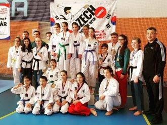 Havířovský pohár a Czech Open poomsae 2019