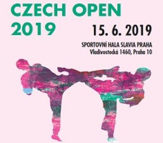 Czech Open kyorugi 2019