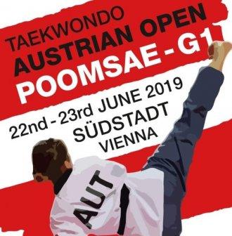 Austrian Open Poomsae 2019 (Vídeň - Rakousko)