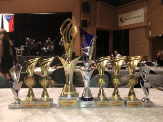 Vyhlášení vítězů extraligy a národní ligy poomsae za rok 2019