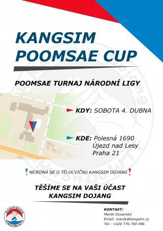 Pozvánka na 1. ročník turnaje KANGSIM CUP 2020