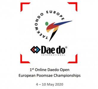 Mistrovství Evropy ON-LINE 2020