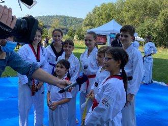 Reportáž ČT Sport z účasti Taehanu na festivalu Wannado