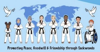 Den 3. - Lents Taekwondo Poomsae Cup 2020