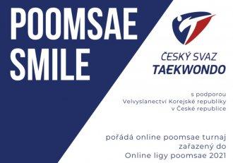 POOMSAE SMILE - 3.kolo online ligy poomsae - INFO