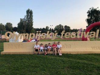 TAEHAN na Olympijském festivalu v Praze