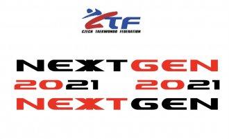 Pozvánka na turnaj NEXTGEN 2021 - pro závodníky i diváky